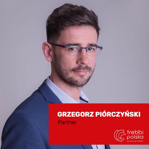 Grzegorz Piórczyński nowym udziałowcem Trebbi Polska!